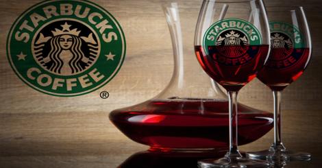 Café, vino y cerveza, al apuesta de StarBucks