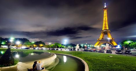 """La """"Gran Dama de Hierro"""" fue construida por el ingeniero francés Gustave Eiffel."""
