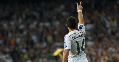 ¿Qué gana el Real Madrid con el gol de CH14?
