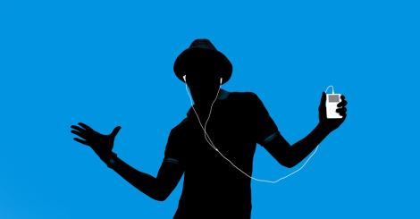 Servicios como Spotify o Deezer contribuyen al reposicionamiento de la industria.