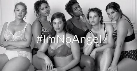 La campaña que celebra a las mujeres de tallas grandes.