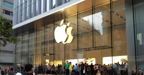 Los ingresos de Apple en China en el primer trimestre aumentaron un 71 %.
