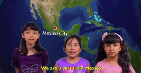 Las niñas mexicanas están entre los 30 grupos que avanzaron a la siguiente ronda.