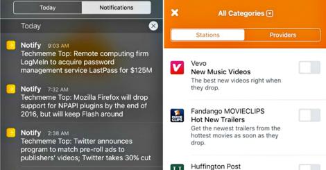 La nueva aplicación de Facebook servirá para ayudar a la publicación de información enviando notificaciones.