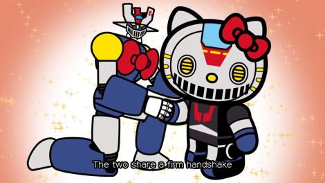 Mazinger-Z-x-Hello-Kitty